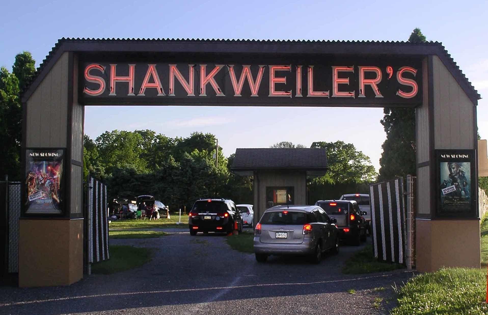 Drive In Shankweiler's