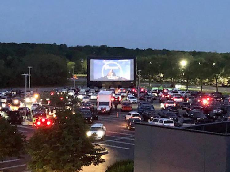 Movie Lot Drive-In (Lake Grove, NY)