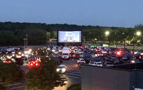 Drive In Movie Lot