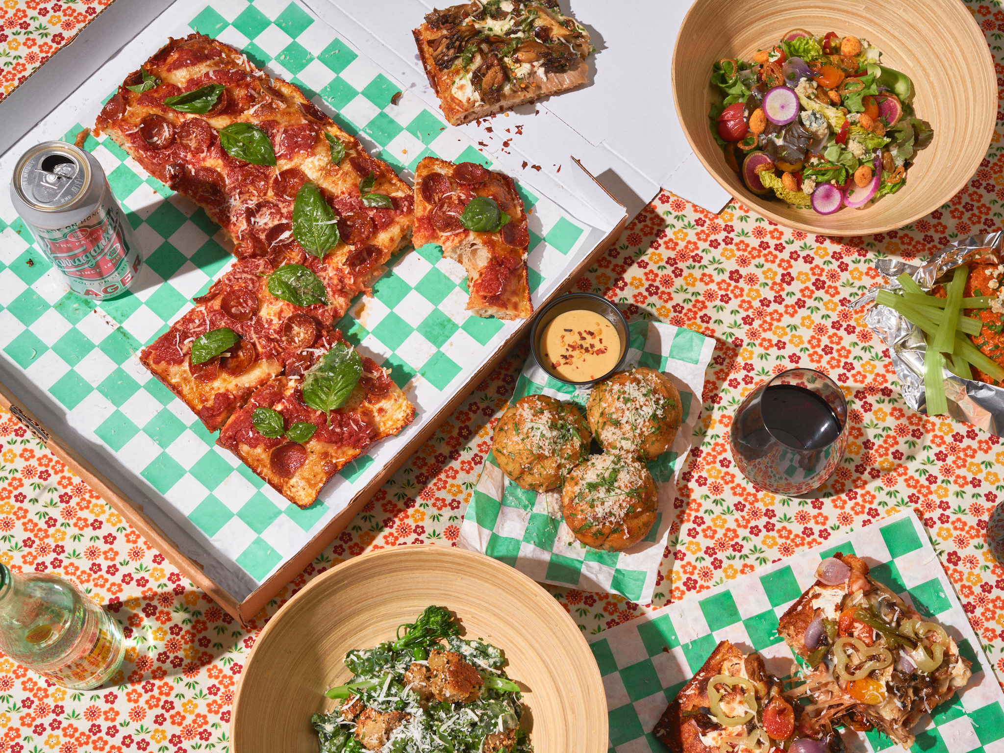 Instagram sensation Old Greg's Pizza is finally opening its pop-up
