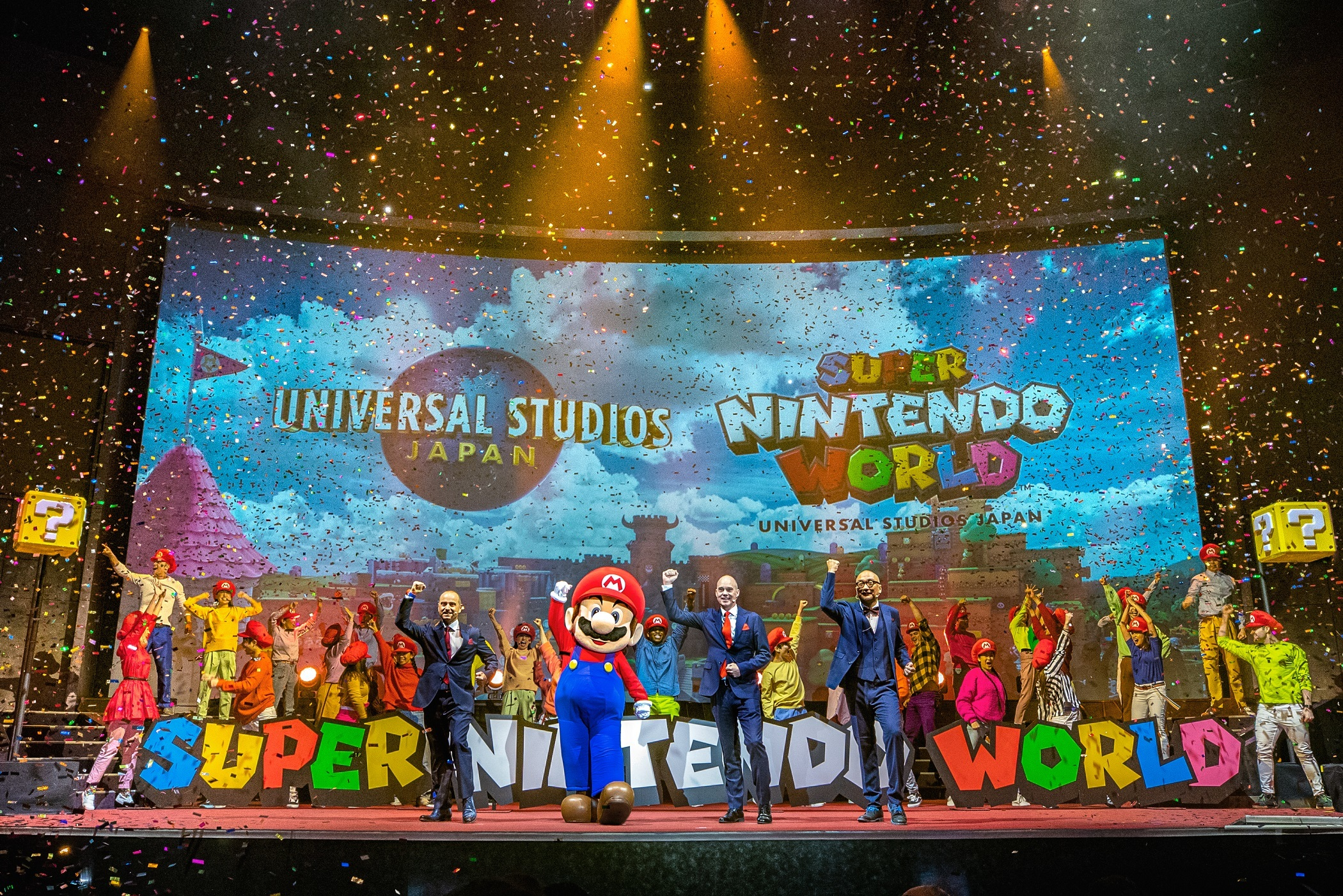ユニバーサル スタジオ ジャパンが任天堂エリアの開業を延期へ