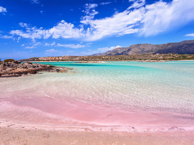 Elafonissi, Creta