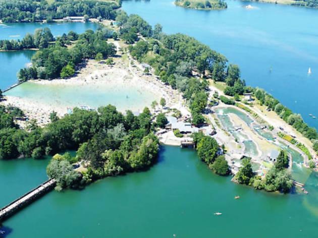 © Base de loisirs de Cergy-Pontoise