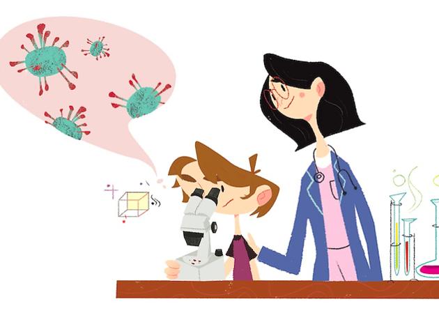 Doktor Tıptıp'ın listesi ile çocuklar virüslere karşı 'kahraman' olacak