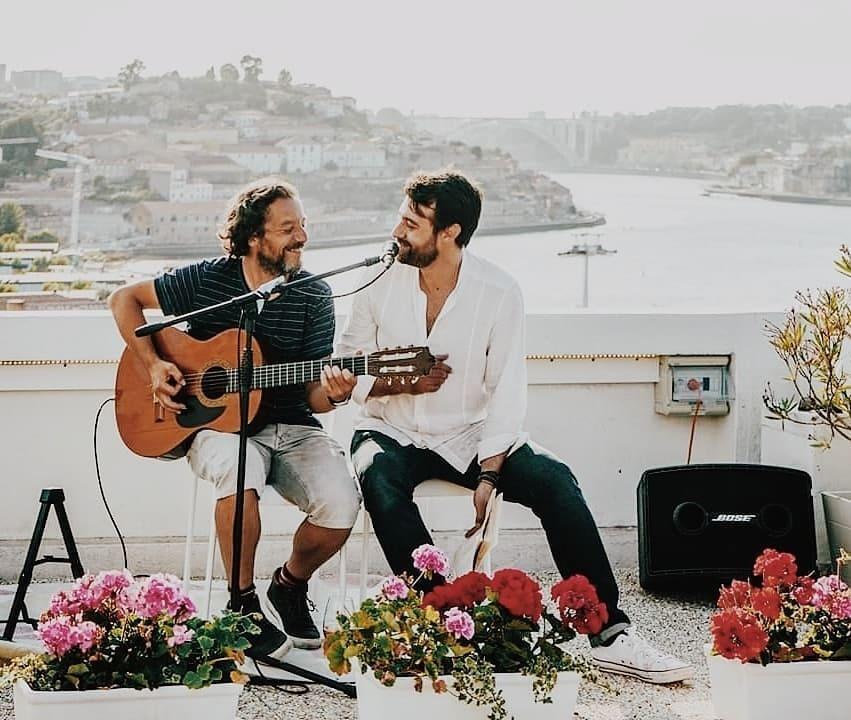 Douro Sessions: o palco improvisado de Rui David aos domingos