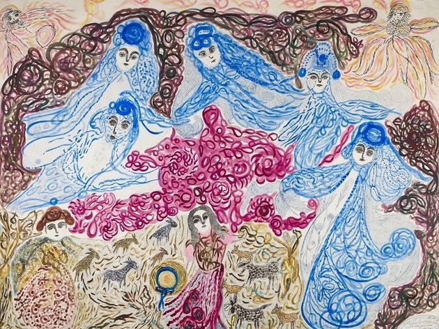 'Fairies', by Josefa Tolrà
