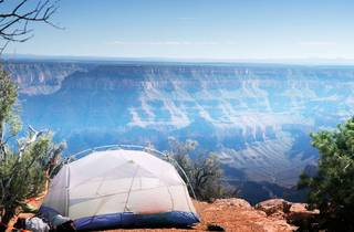 grand canyon, north rim, camping