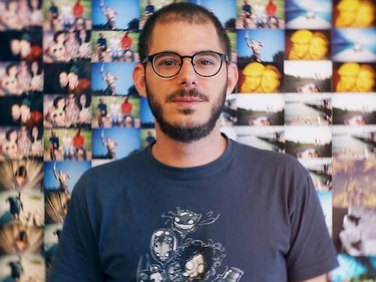 Nicolas Wanstok de la librairie Les Mots à la Bouche