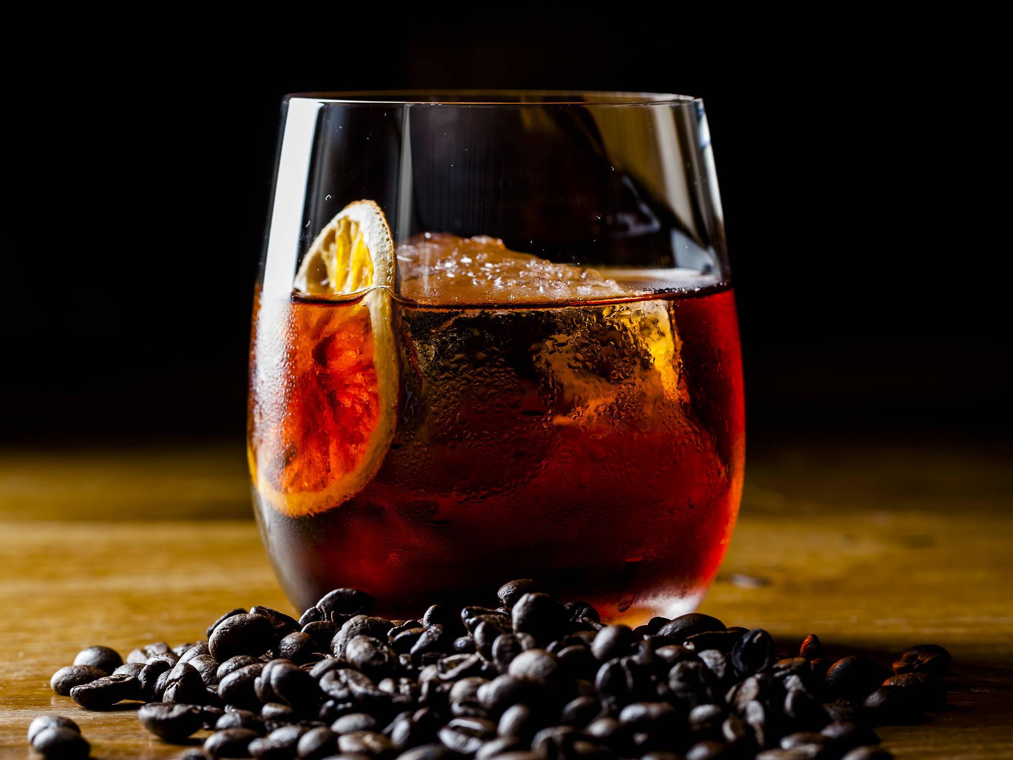 carajillo café con licor