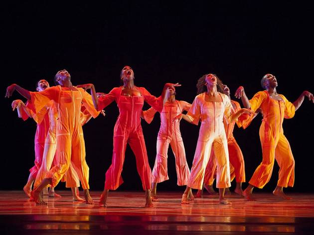 Alvin Ailey American Dance Theater in Love Stories