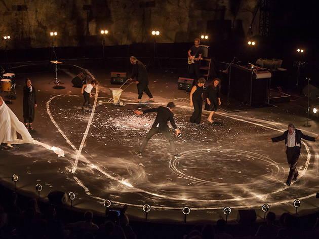 Espectacle inaugural del Grec de Baró d'evel