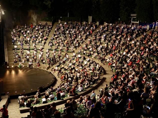 Inauguració del Festival Grec