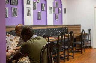 Le Saraba Senegalese restaurant (English)
