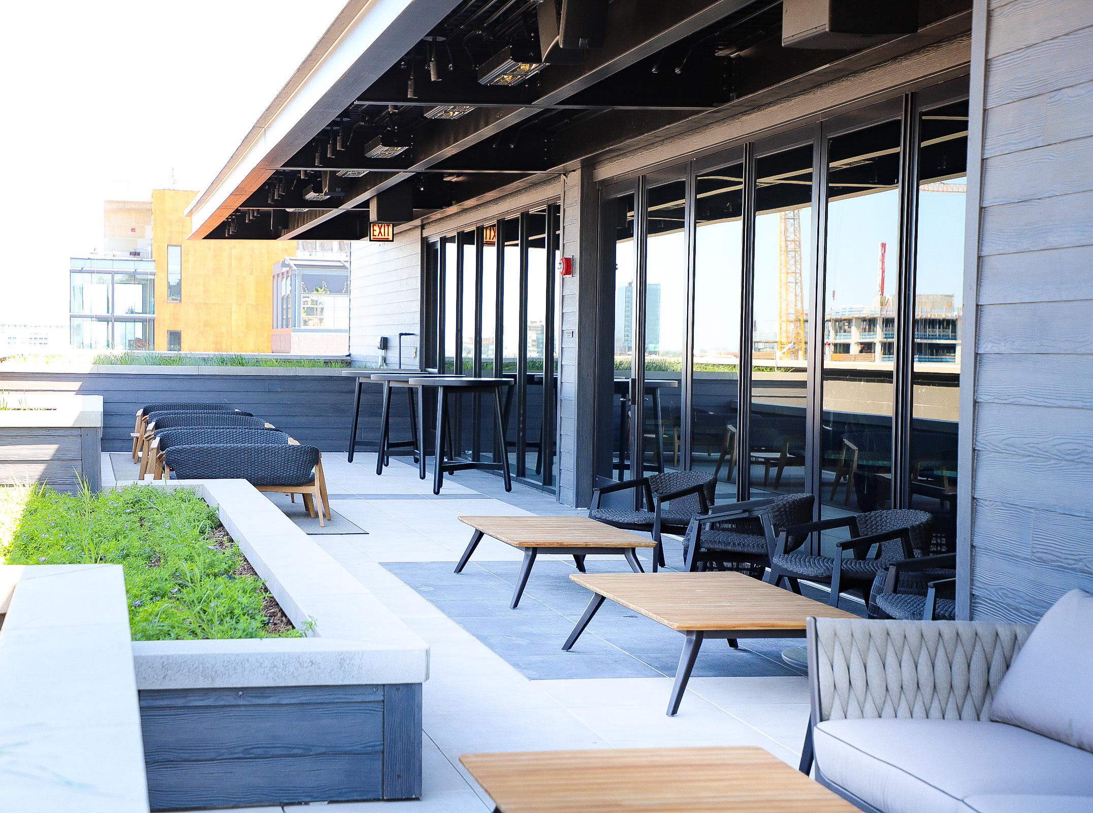 Take a look around the Rooftop at Nobu, open now in the West Loop