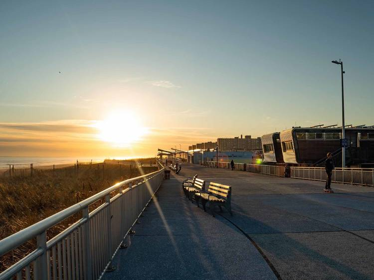 Rockaway Beach Boardwalk Concessions