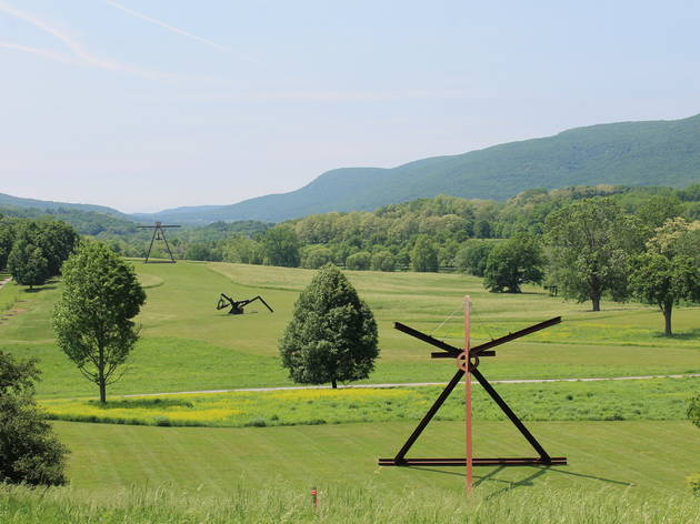 Storm King has reopened with brand-new art