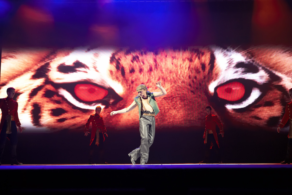 Michael Flatley's Celtic Tiger streams free this weekend