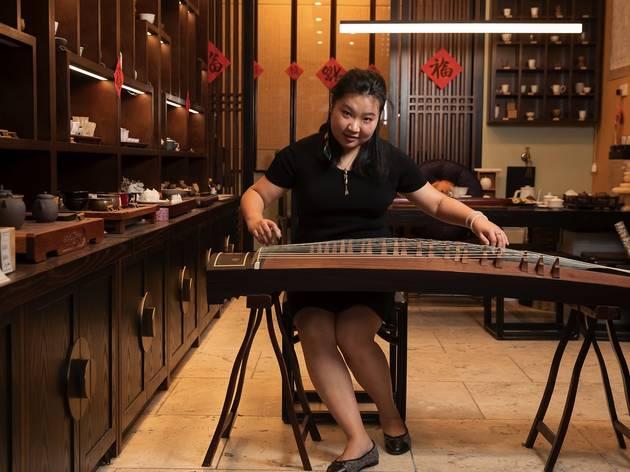 Taishan Tea Club (Photograph: Daniel Boud)