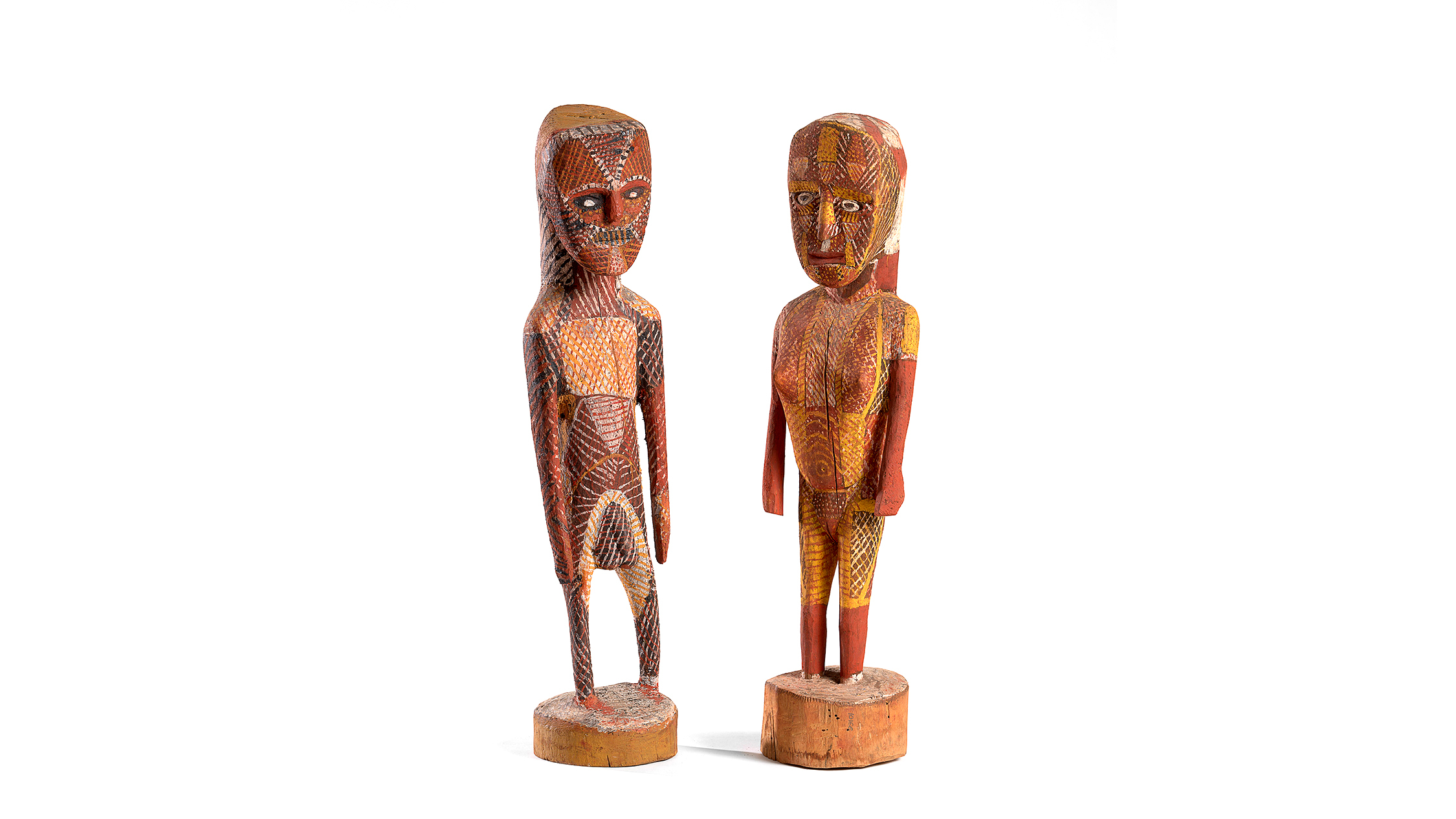 Tiwi Islands Exhibition NGV
