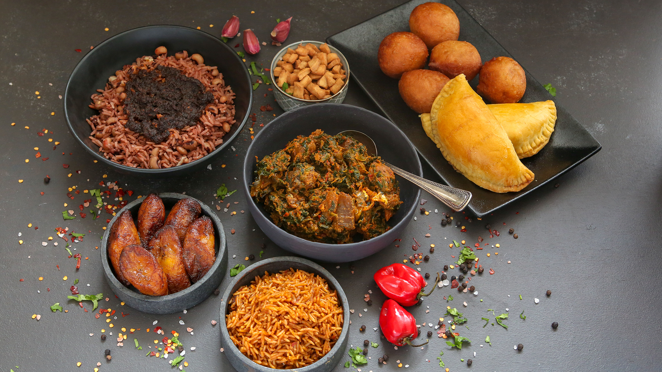 Food at Little Lagos