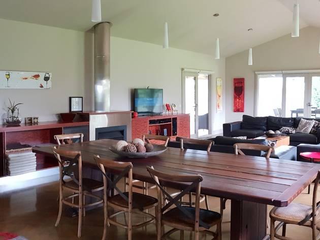 The Lodge at Toms Cap