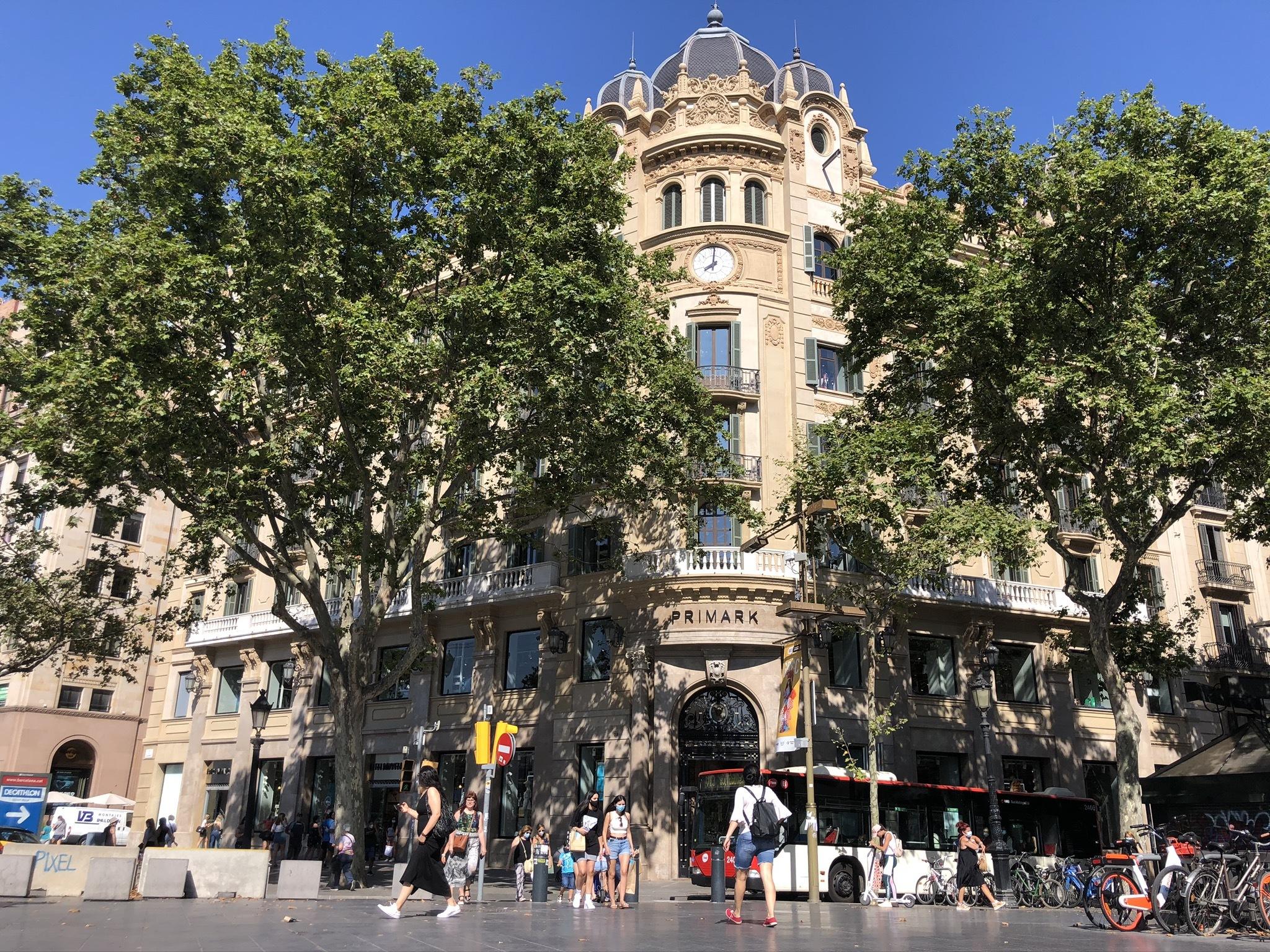 Primark plaça de Catalunya