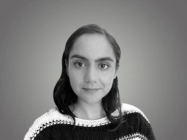 Saima Thompson from Masala Wala Café