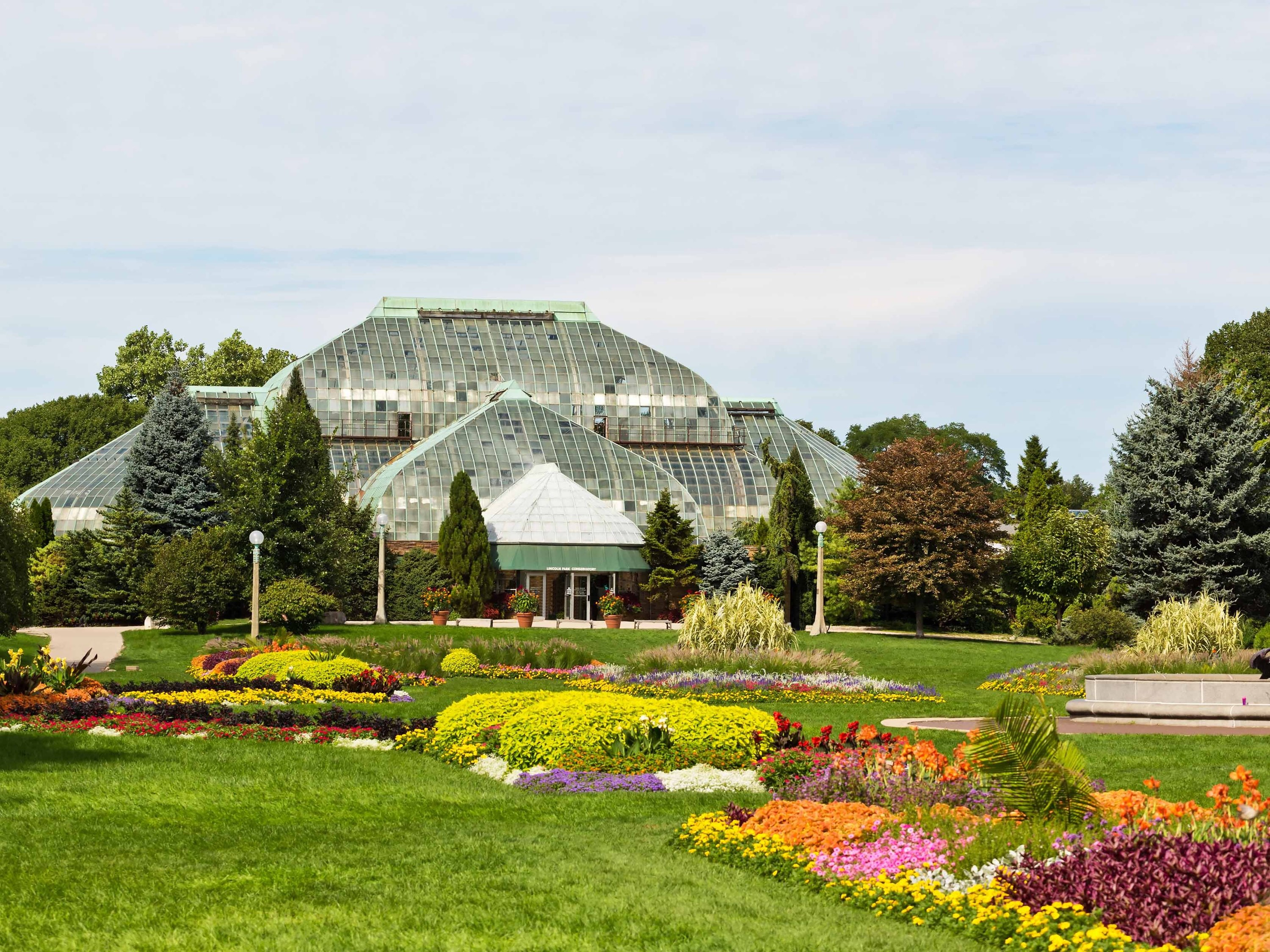 Garfield Park Conservatory begins its phased reopening plan this week