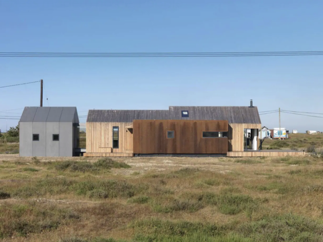 Pobble House, Dungeness, Airbnb