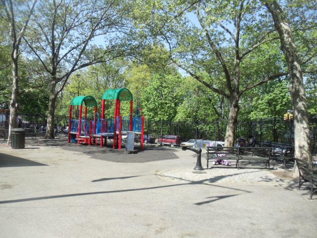 Discovery Playground Ft. Washington Park