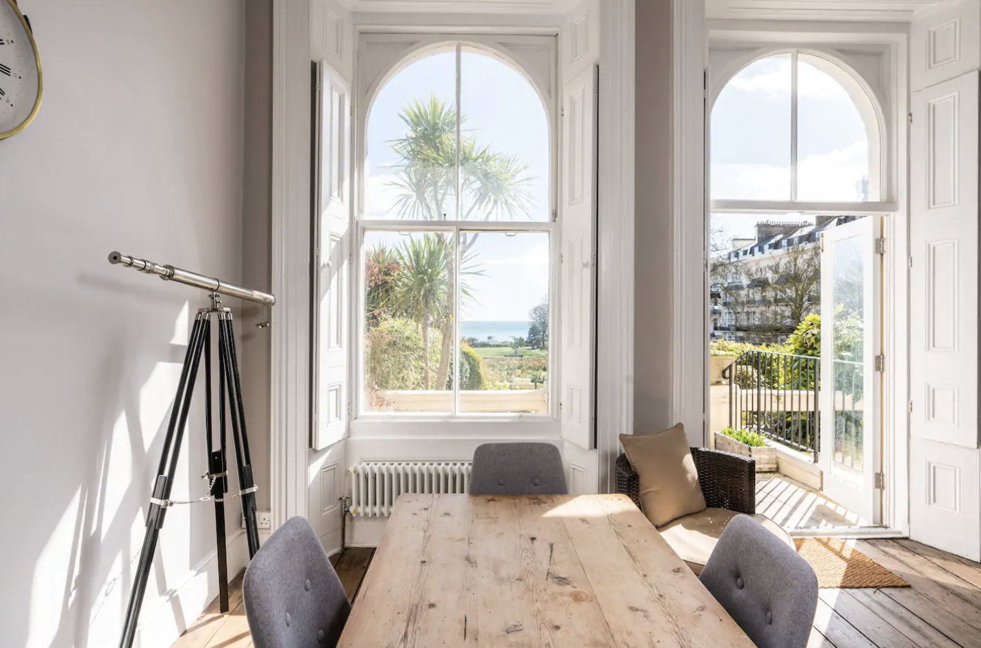 Hastings Townhouse, Airbnb