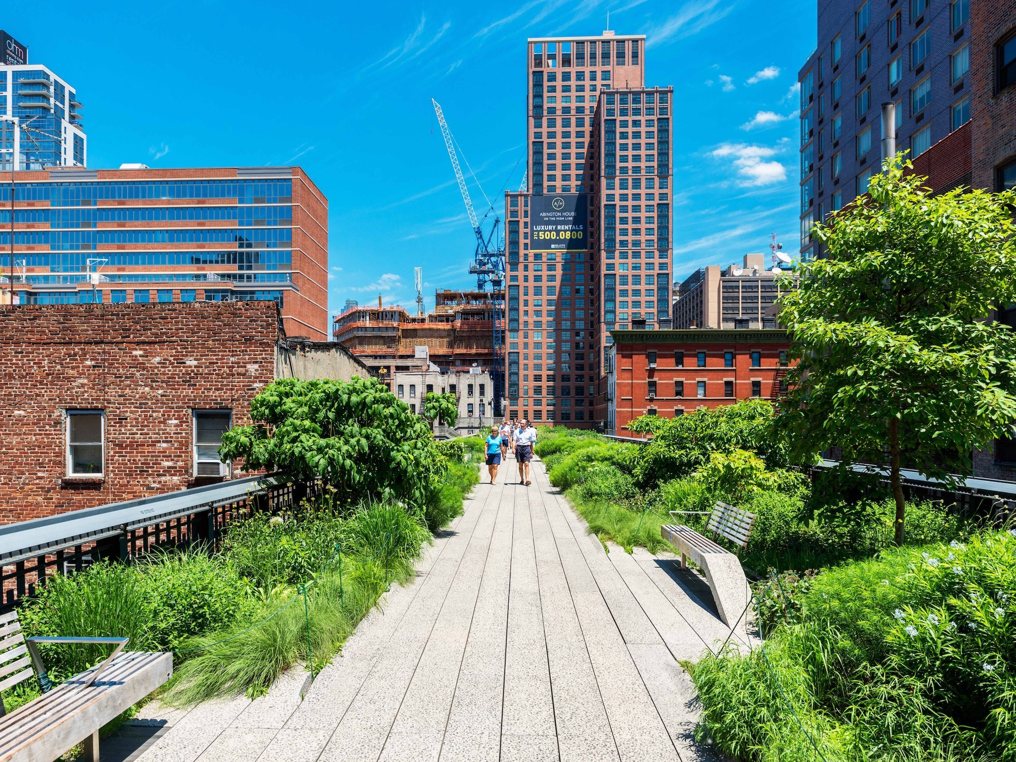 The High Line is officially reopening on July 16