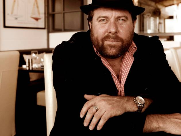 Actor Shane Jacobson