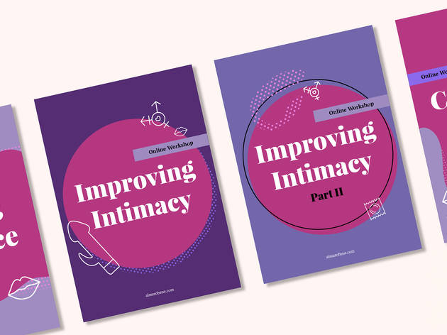 Developing sexual expression and understanding intimacy