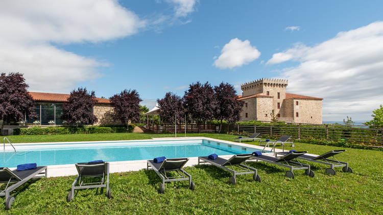 Eurostars Hotels Pazo de Sober de Lugo