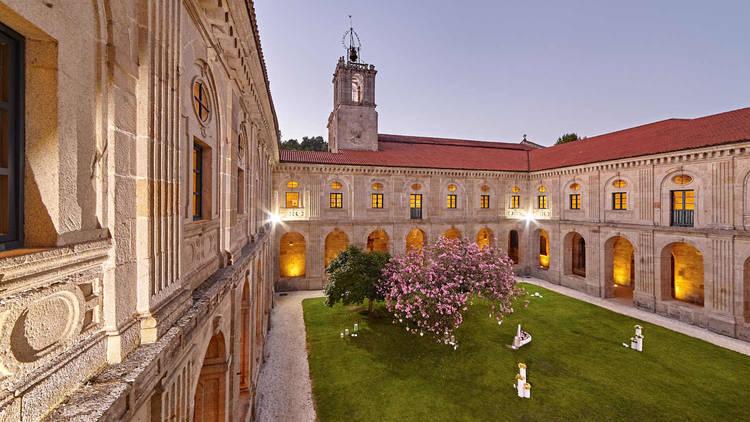 Eurostars Monasterio de San Clodio de Ourense