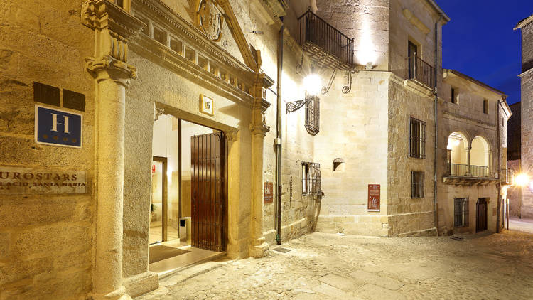 Eurostars Palacio Santa Marta en Cáceres