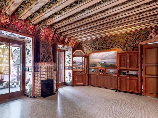 Interior de la Casa Vicens