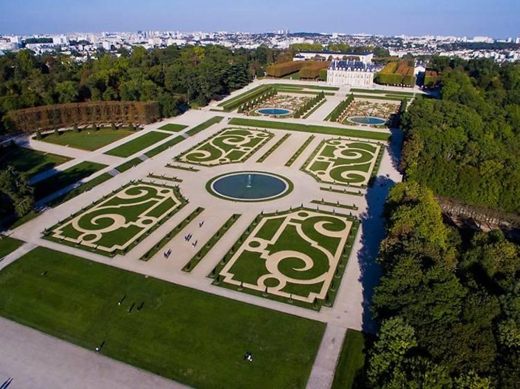 S'ébrouer dans les innombrables parcs et jardins de la région