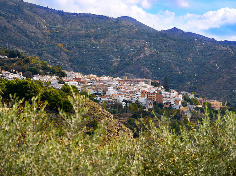 Lanjarón. Granada