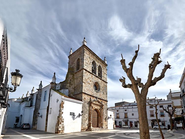 Olivenza. Badajoz