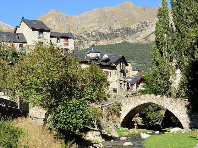 Valle de Tena. Aragón