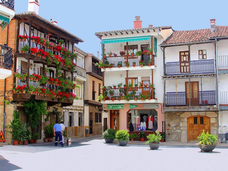 Candeleda. Ávila