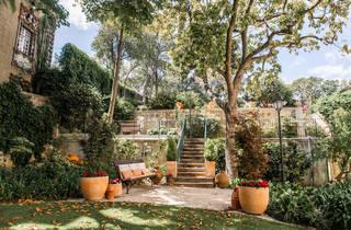 Jardins Abertos