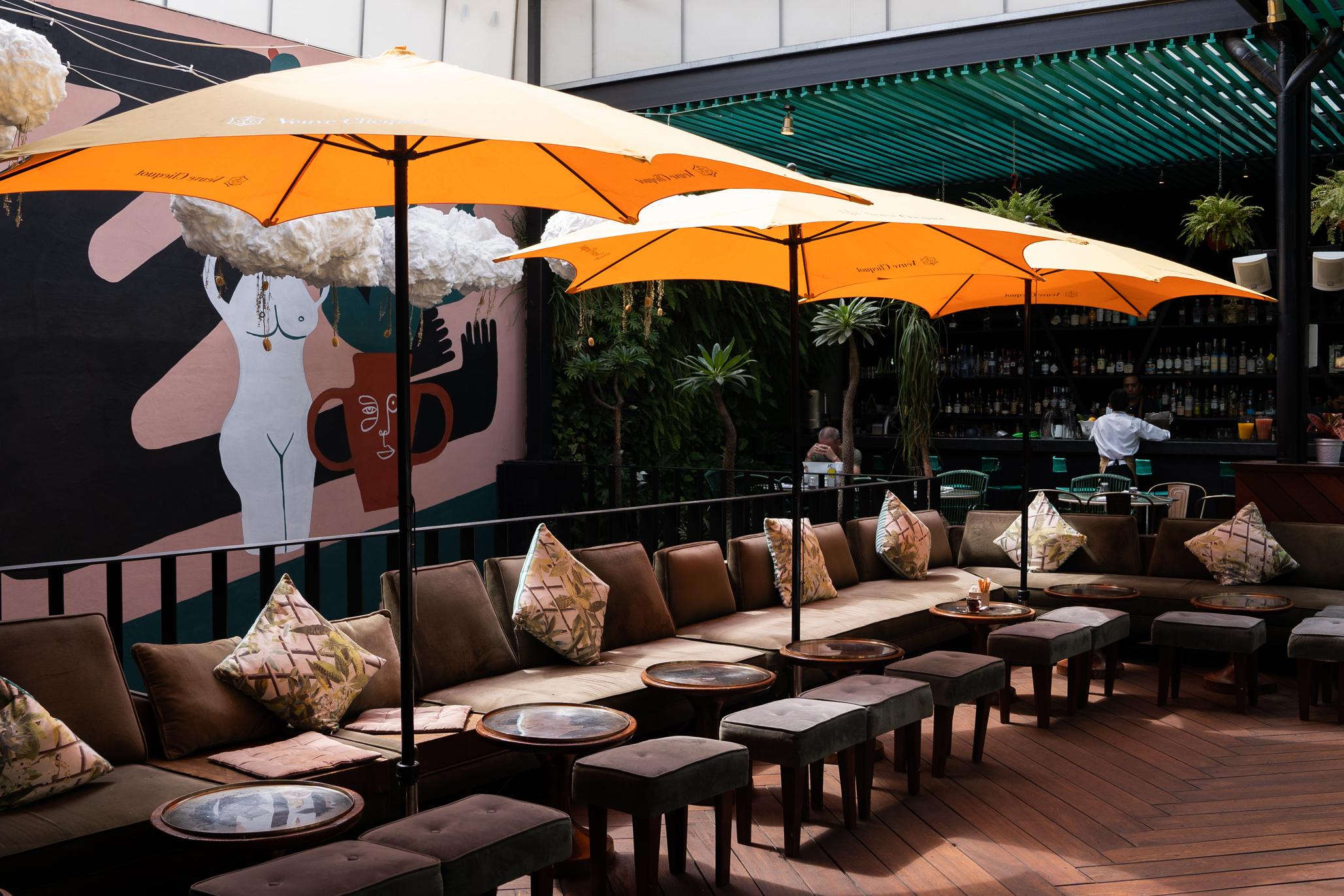 Las mejores terrazas de la CDMX para tomar cocteles refrescantes