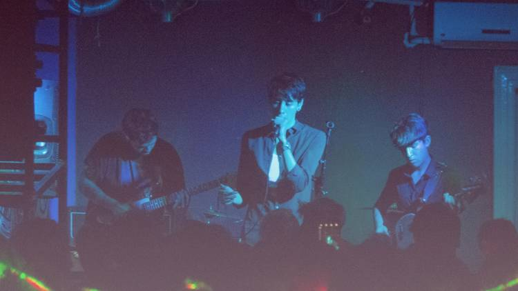 Prismatic Shape, la nueva banda de post punk de la CDMX
