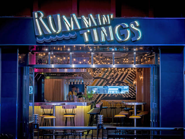 Caribbean themed bar Rummin' Tings closes its doors
