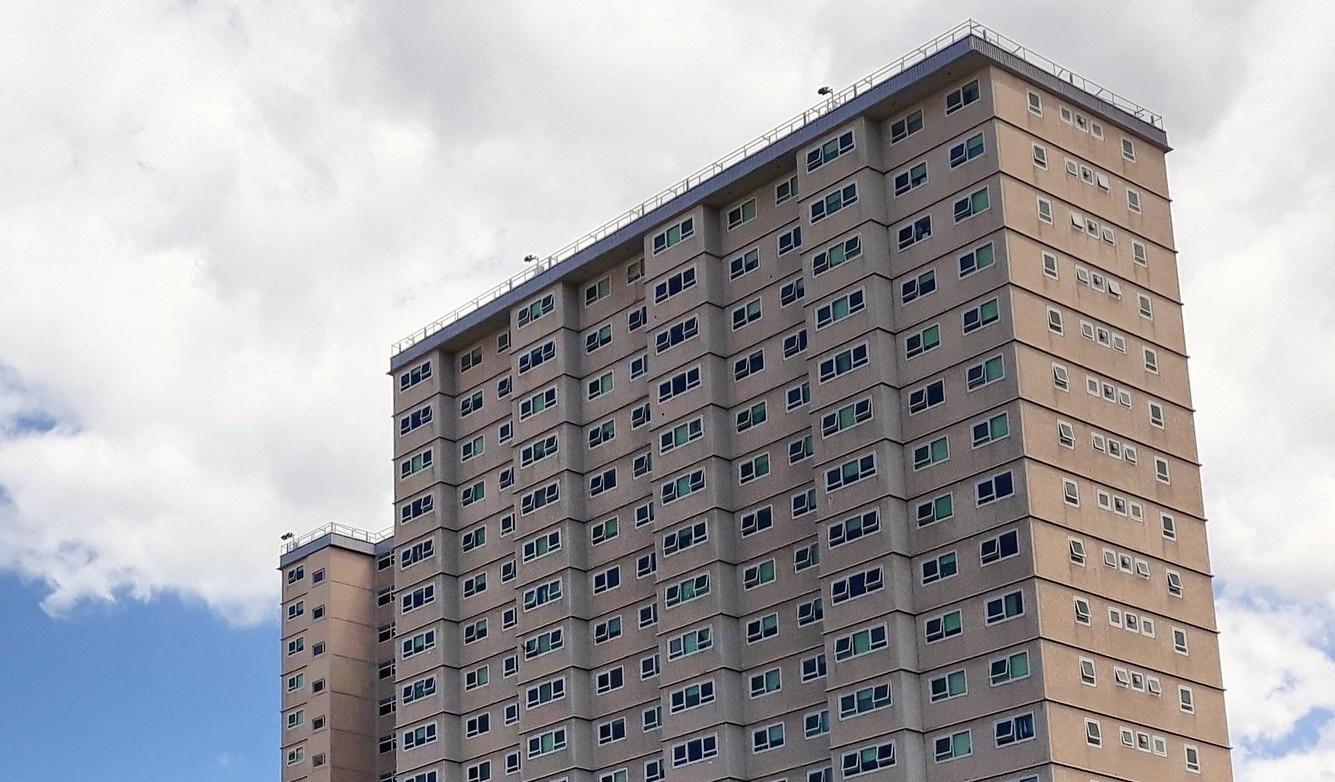 Collingwood housing estate