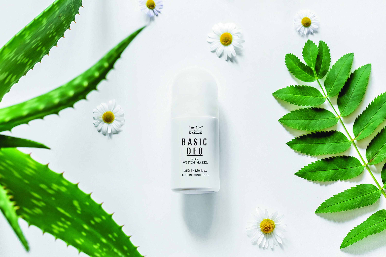 Bathe to Basics Product Basic Deo