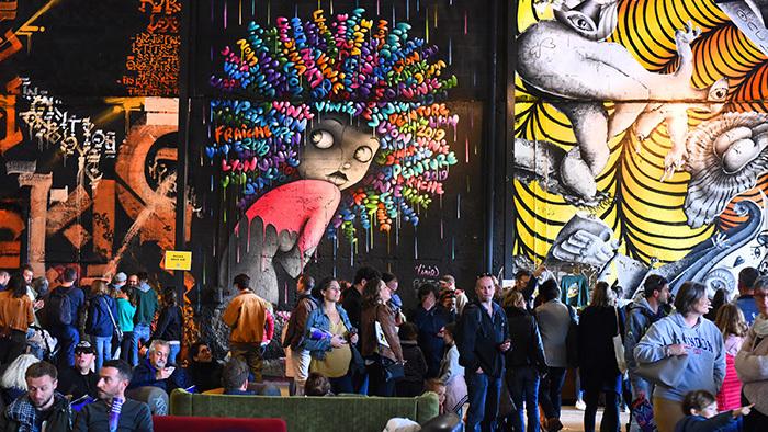 Peinture Fraîche Festival